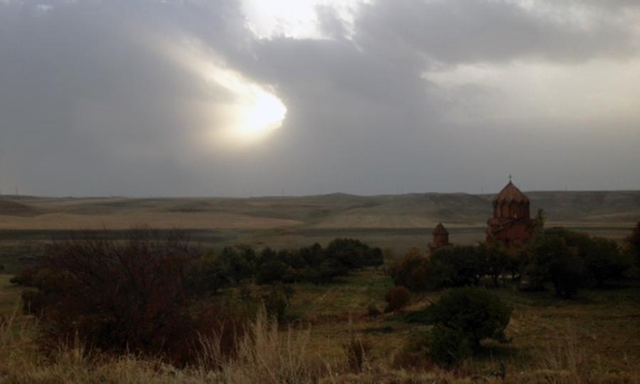 l'altopiano caucasico armeno