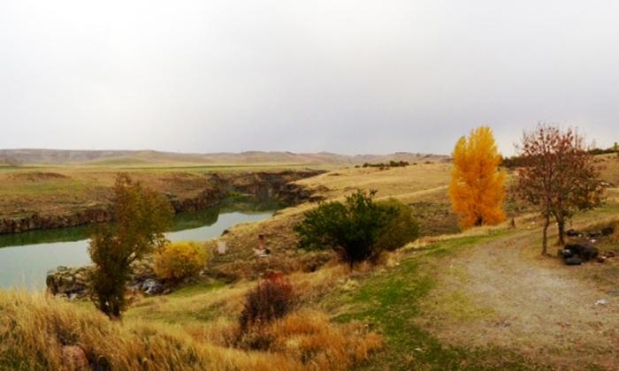 altra vista dell'altopiano armeno