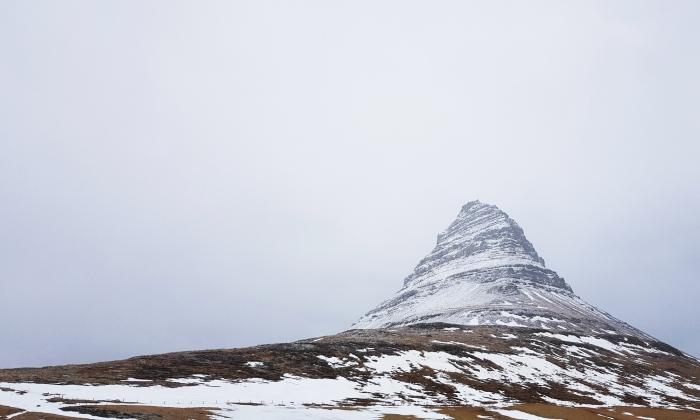 la montagna di kirkfell