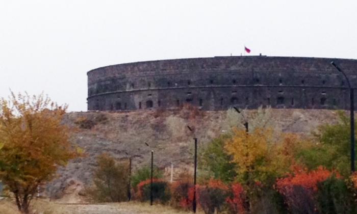 la fortezza di gyumri