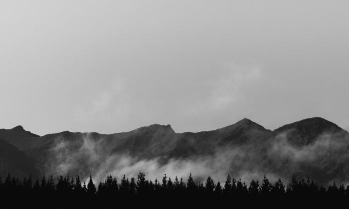 le montagne della patagonia