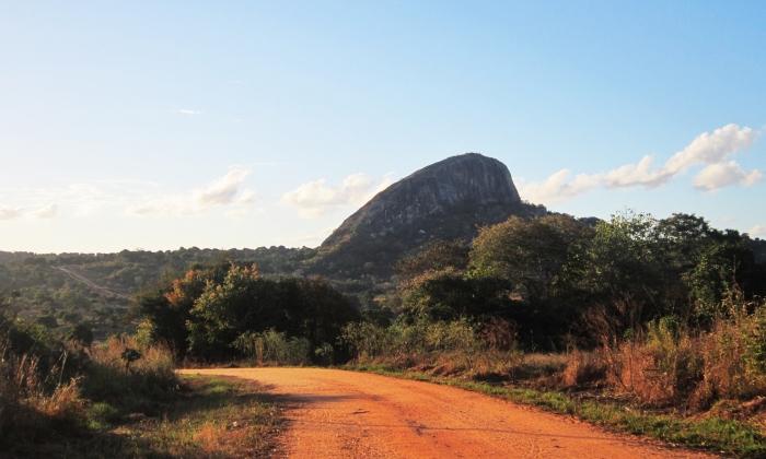 la terra rossa del mozambico