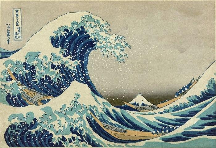 stanze grafica lodi mostra incisioni hokusai