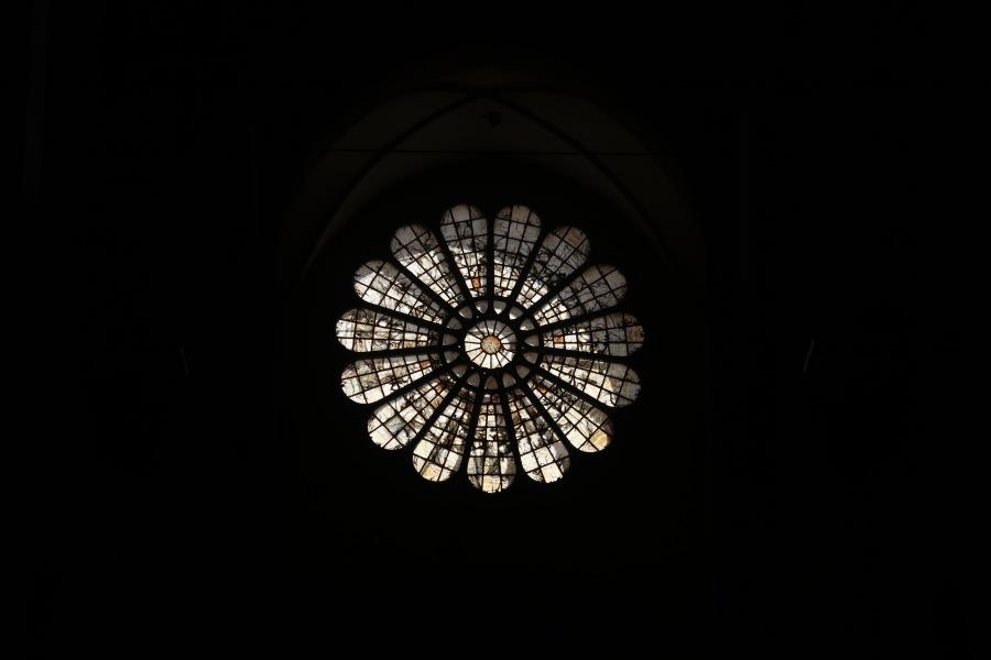 rosone cattedrale troia puglia foggia