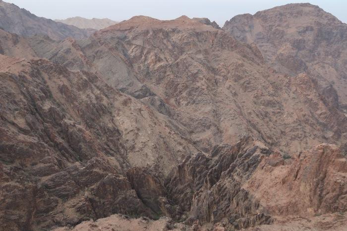 wadi araba wadi musa petra tesoro monastero