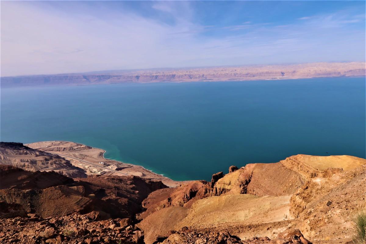 GIORDANIA low cost e fai da te: itinerario #2 fino ad Aqaba, passando per il Mar Morto e il Wadi Araba (con VIDEO)
