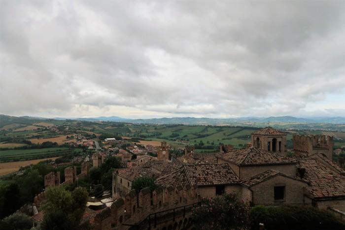 gradara borgo medievale cosa vedere