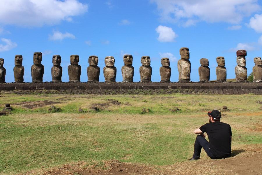 isola di pasqua rapa nui moai viaggio autonomia consigli